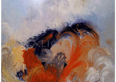Alegría (142x114cm)