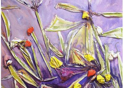 Flores (120x83cm)